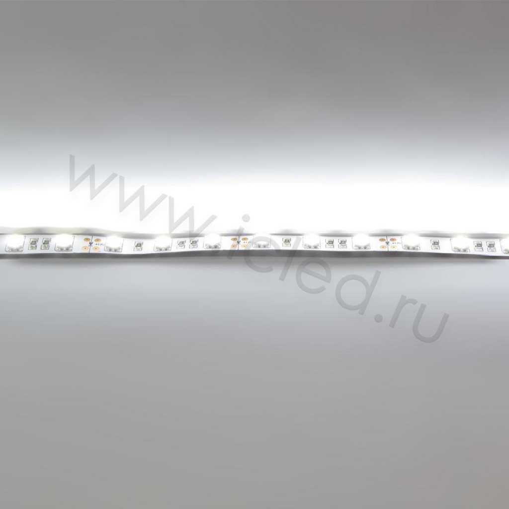 Светодиодная лента Class High, 5050, 60 led/m, White,12V, IP33Светодиодная лента Class High, 5050, 60 led/m, White,12V, IP33