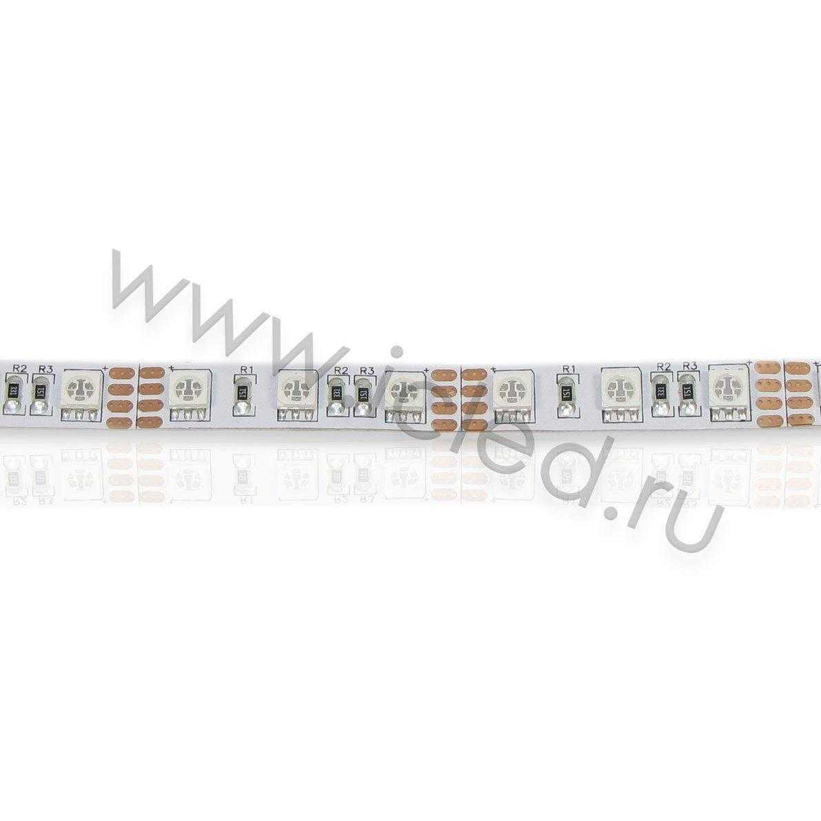 Светодиодная лента Class B, 5050, 72led/m, RGB, 12V, IP33