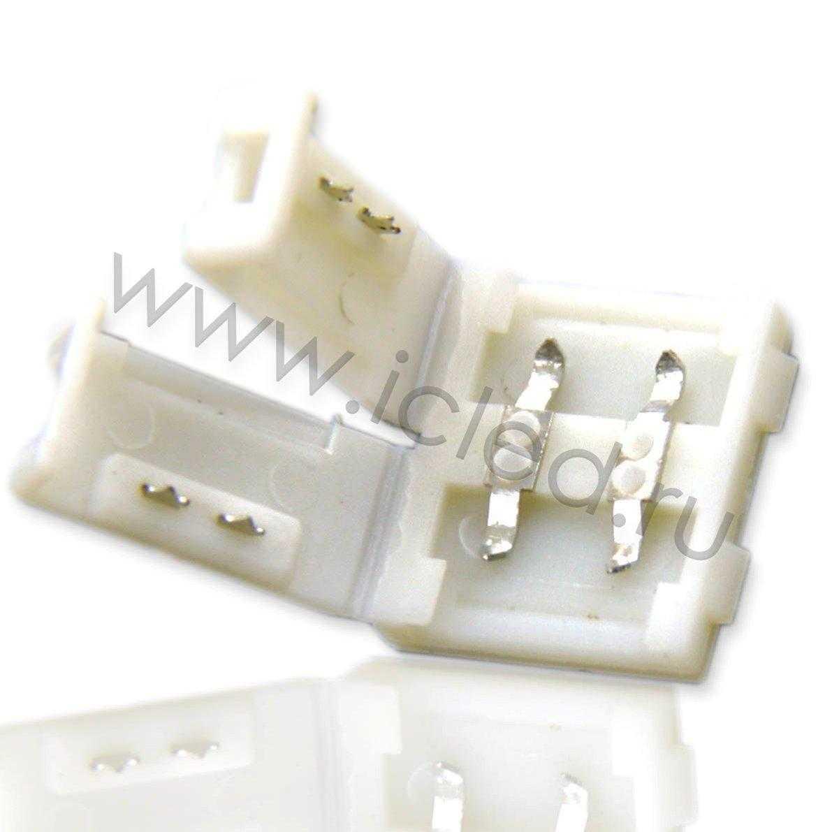 Коннектор соединительный 10mm MONO