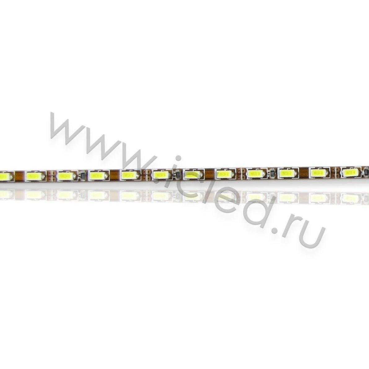 Светодиодная линейка для LCD, 3020, 48led, White, 12V, IP33