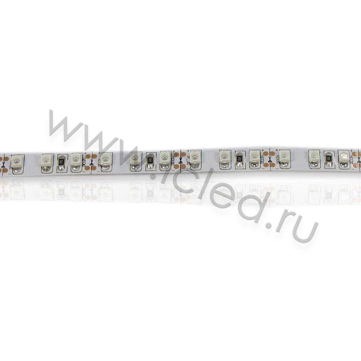 Светодиодная лента Class B, 3528, 120 led/m, Red, 12V, IP33