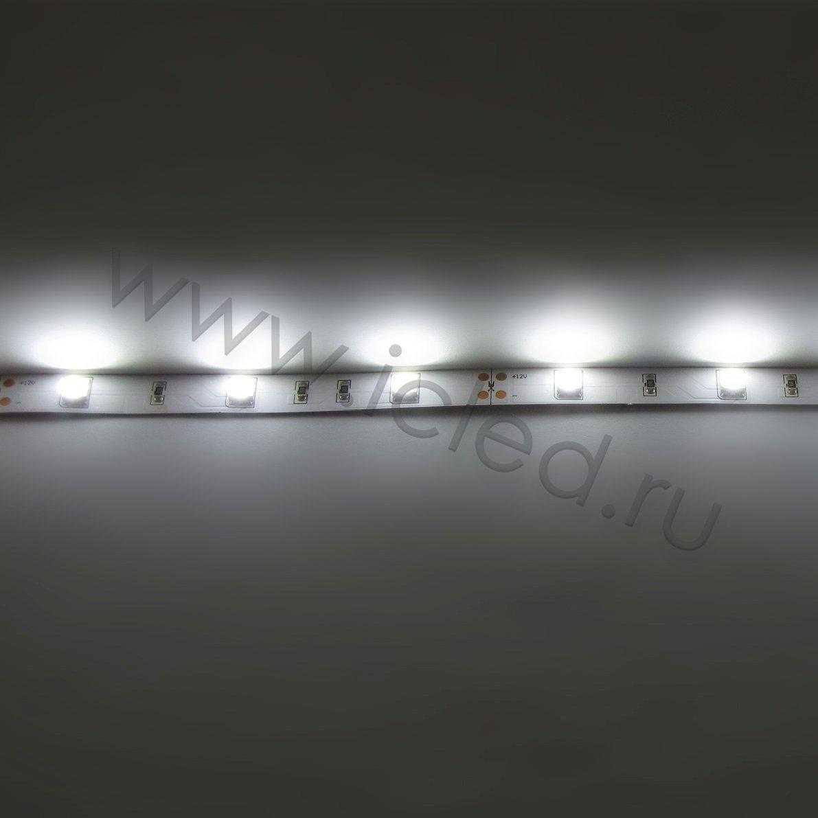 Светодиодная лента Class B, 5050, 30 led/m, White, 12V, IP33