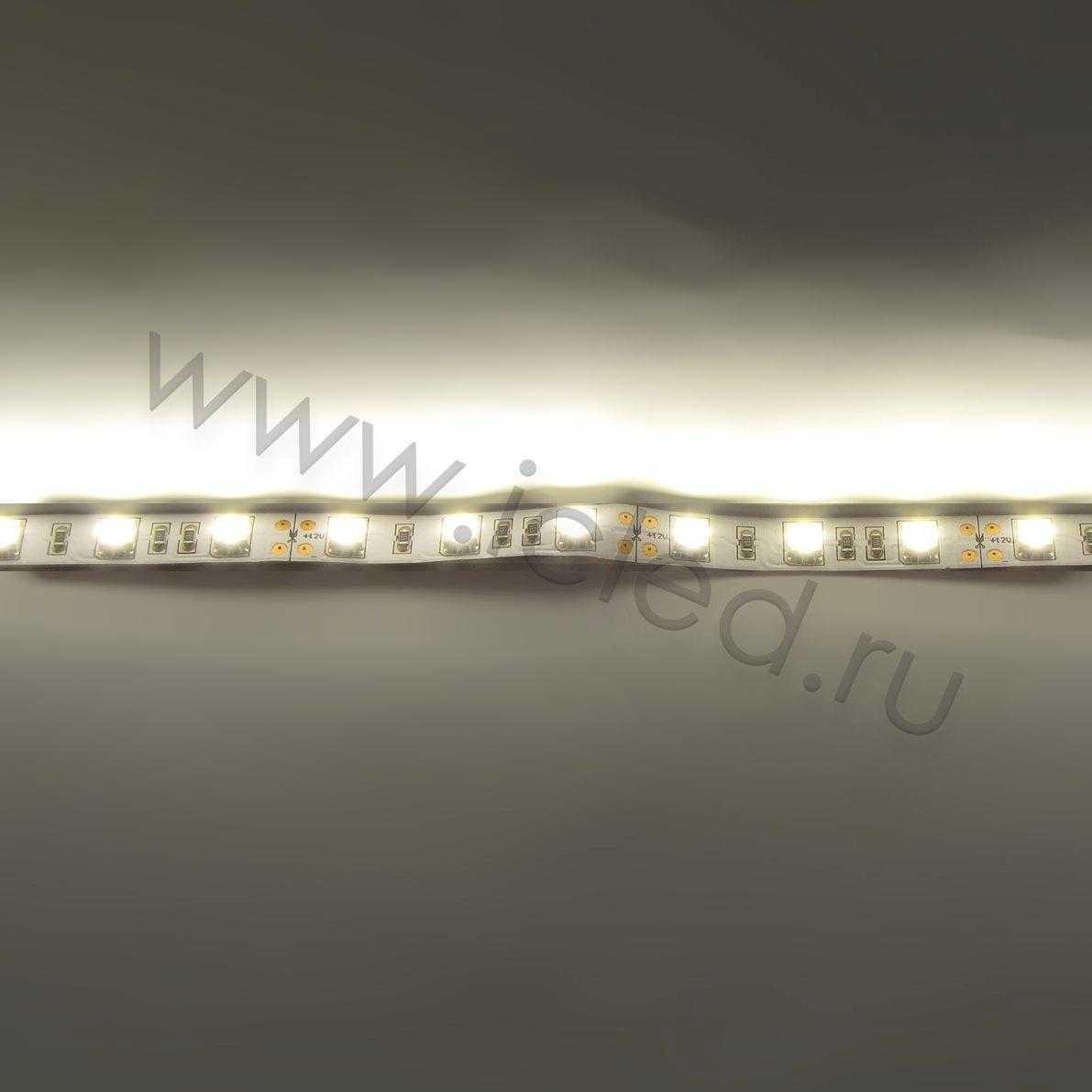 Светодиодная лента Class B, 5050, 60led/m, Warm White, 12V, IP33