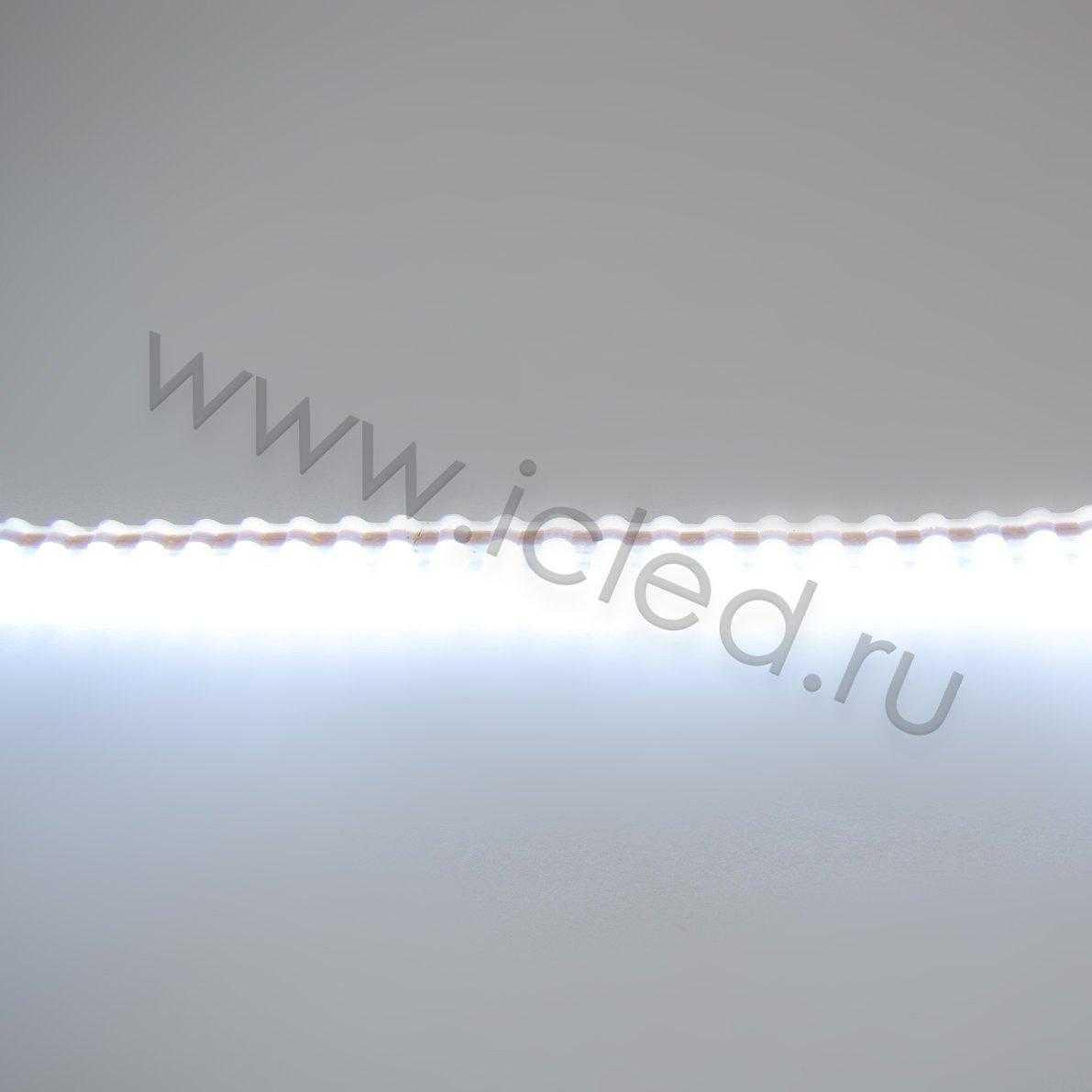 Светодиодная лента PVC Class B, 96led/m, White, 12V, IP65.