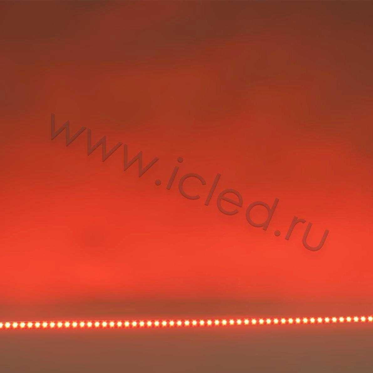 Светодиодная линейка 5630, 72 Led, Red