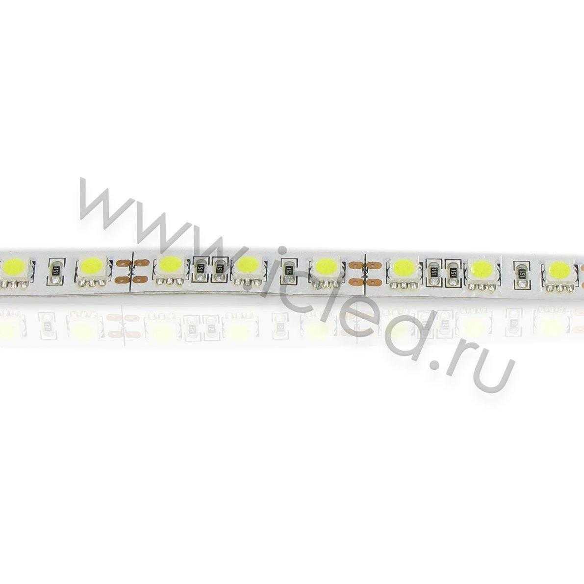 Светодиодная лента Class B, 5050, 72led/m, White, 12V, IP33