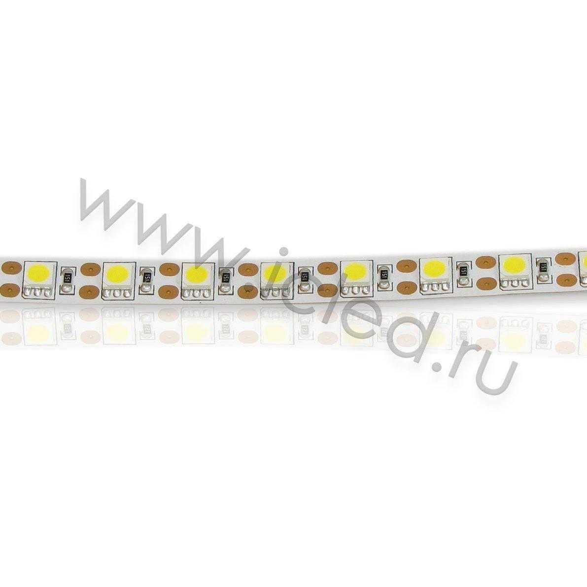 Светодиодная лента Class B, 5050, 72led/m, Warm White, 12V, IP33