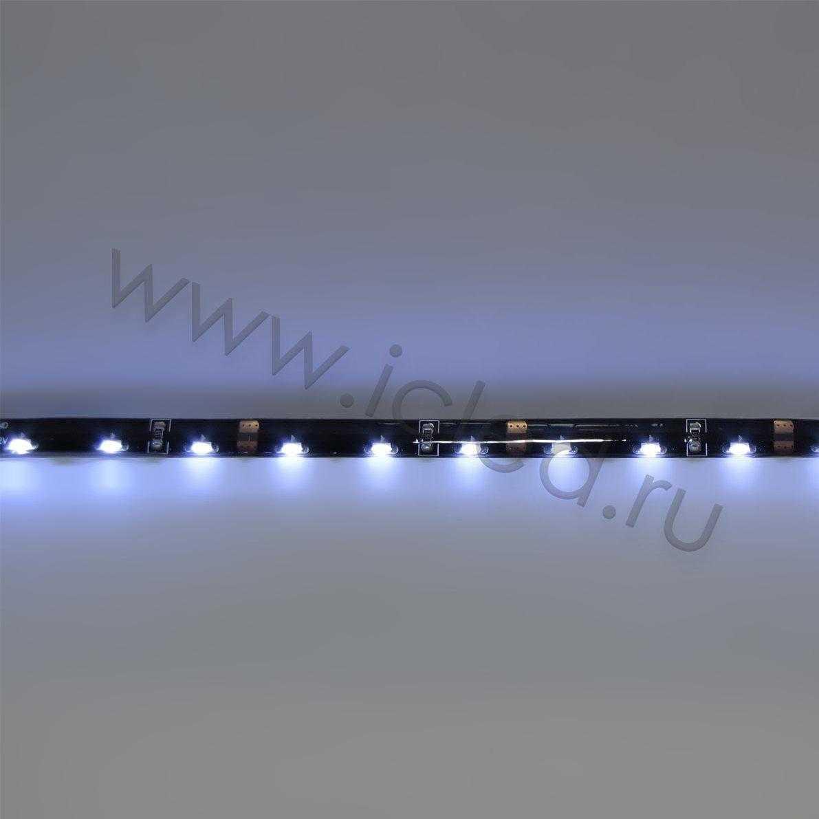 Светодиодная лента Class B, 335, 60led/m, White, 12V, IP65
