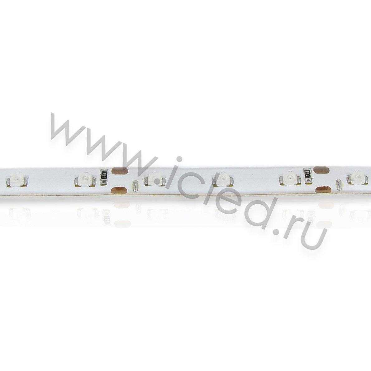 Светодиодная лента Class B, 3528, 60 led/m, Purple, 12V, IP65