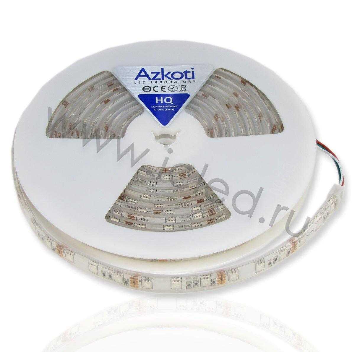 Светодиодная лента Class B, 5050, 60 led/m, RGB, 12V, IP68