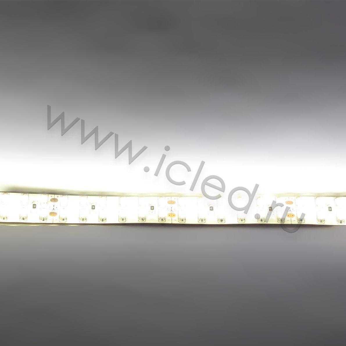 Светодиодная лента Class B, 3528, 240 led/m, Warm White, 24V, IP65