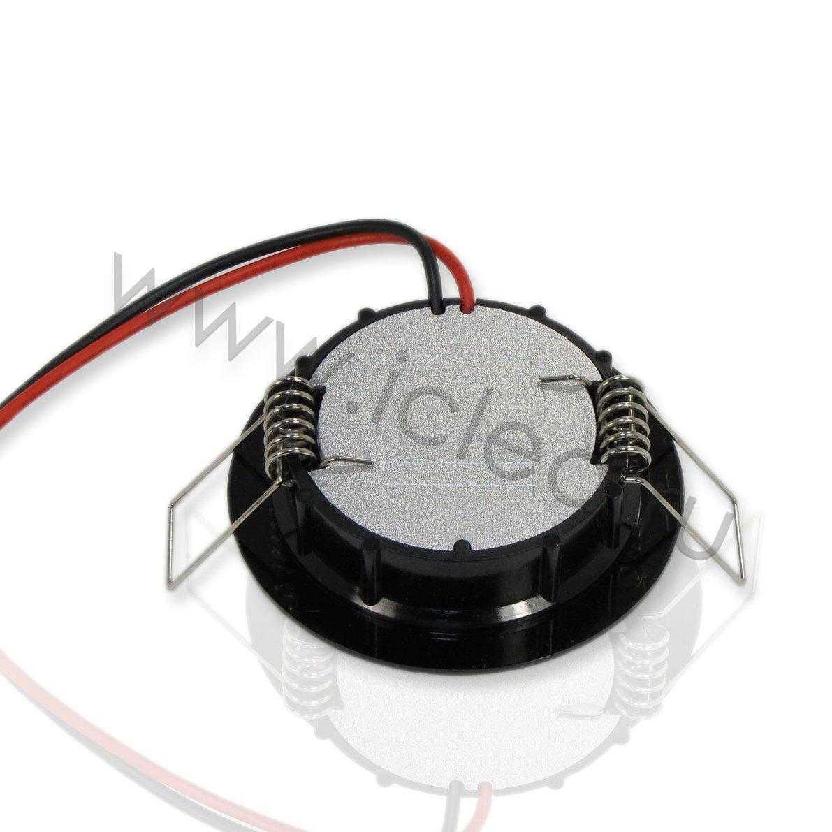 Светодиодный светильник точечный RB (1W, White)