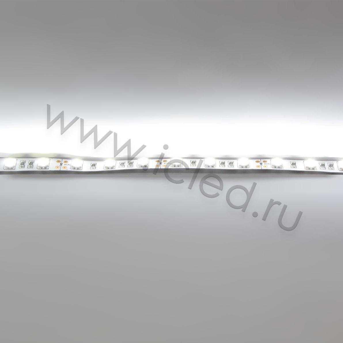 Светодиодная лента Class High, 5050, 60 led/m, White,12V, IP33