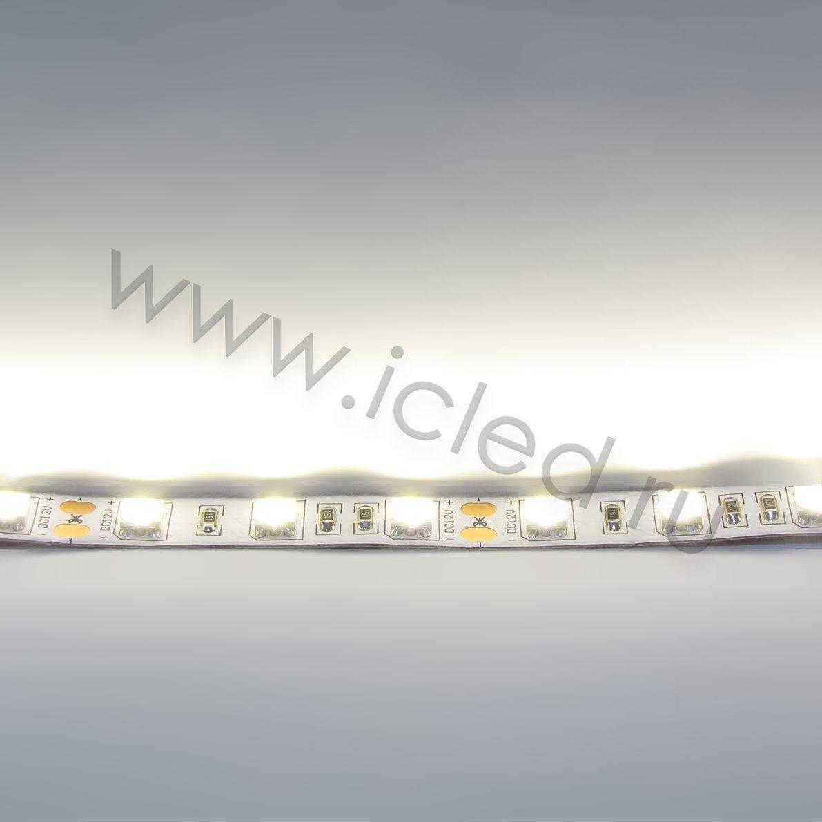 Светодиодная лента Class High, 5050, 60 led/m, Warm White,12V, IP33