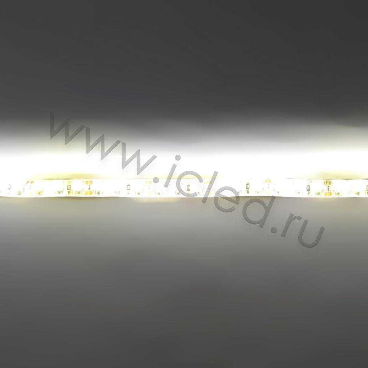 Светодиодная лента Class High, 3528, 120 led/m, Warm White, 12V, IP65