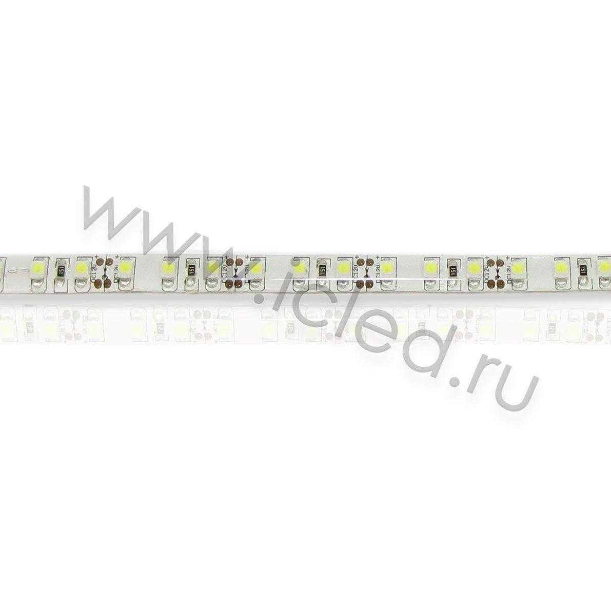 Светодиодная лента Class A, 3528, 120led/m, White, 12V, IP65