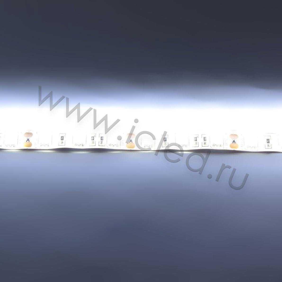 Светодиодная лента Class High, 5050, 60 led/m, White,12V, IP65