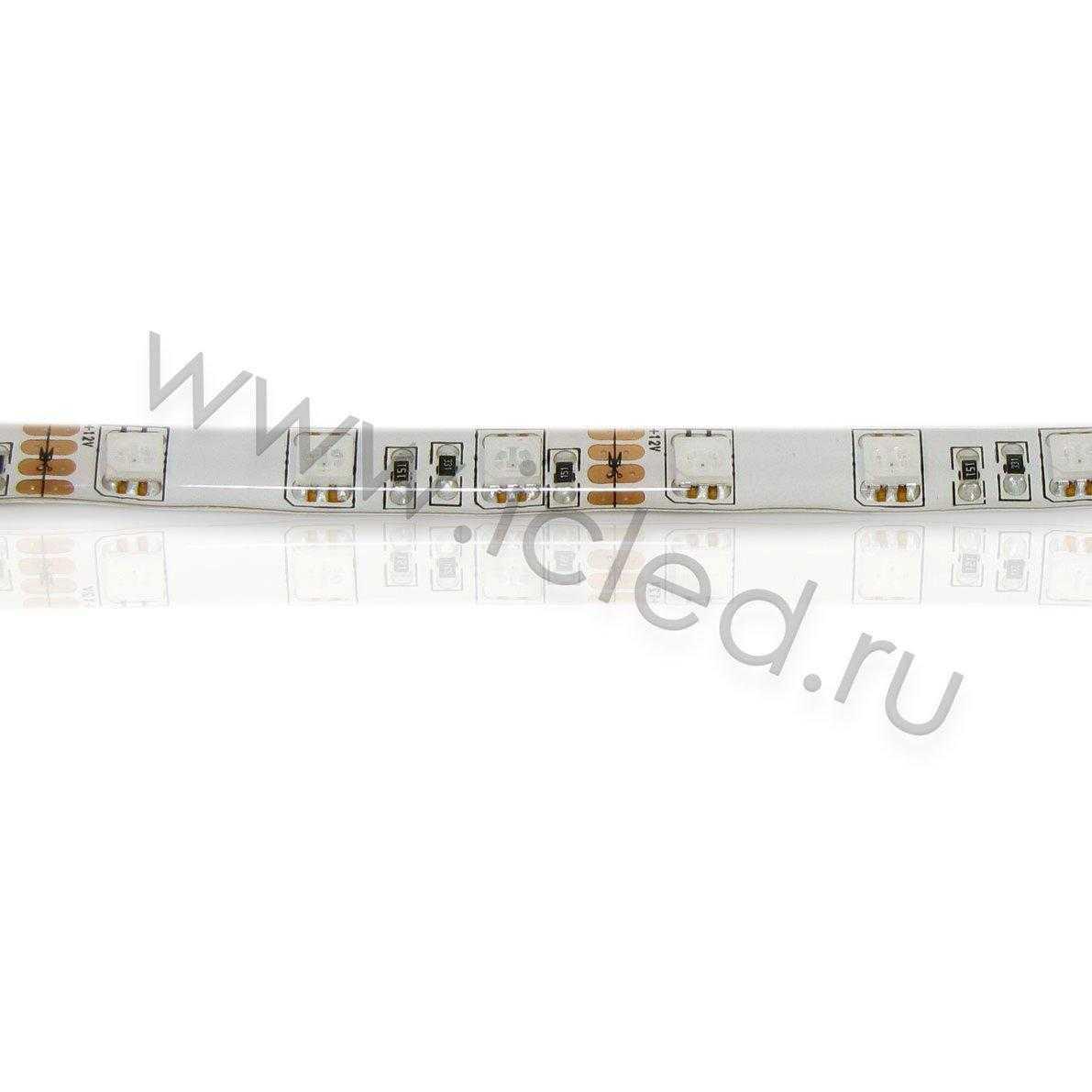 Светодиодная лента Class High, 5050, 60 led/m, RGB, 12V, IP65