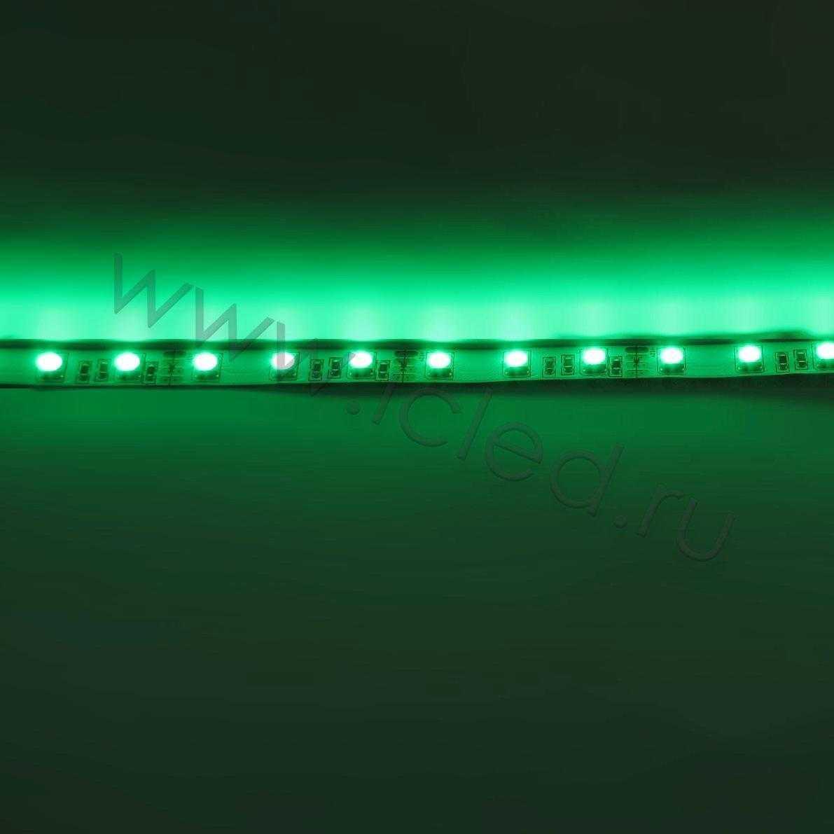 Светодиодная лента Class High, 5050, 60 led/m, RGB, 12V, IP33
