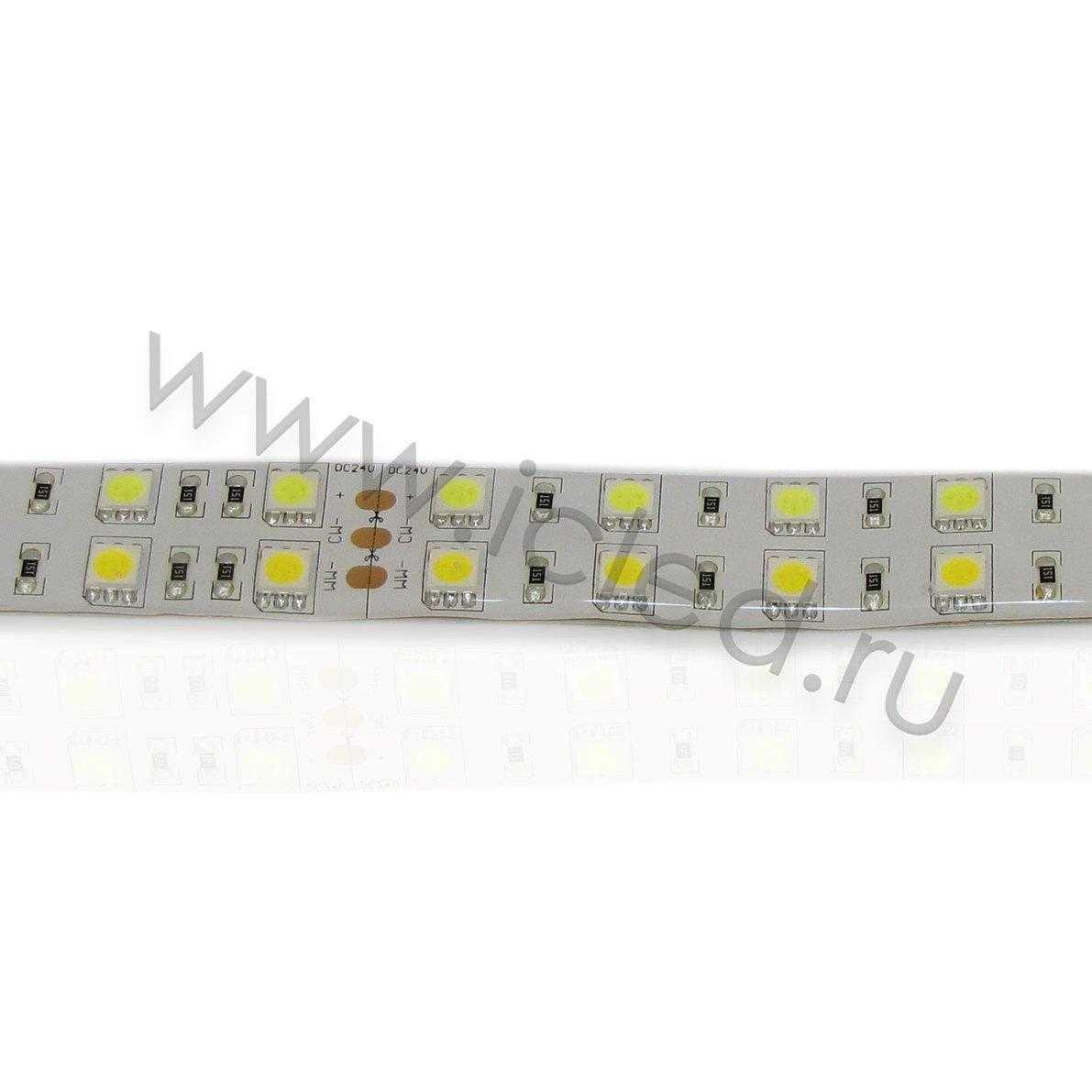 Светодиодная лента Class B, 5050, 120 led/m, MIX, 24V, IP65