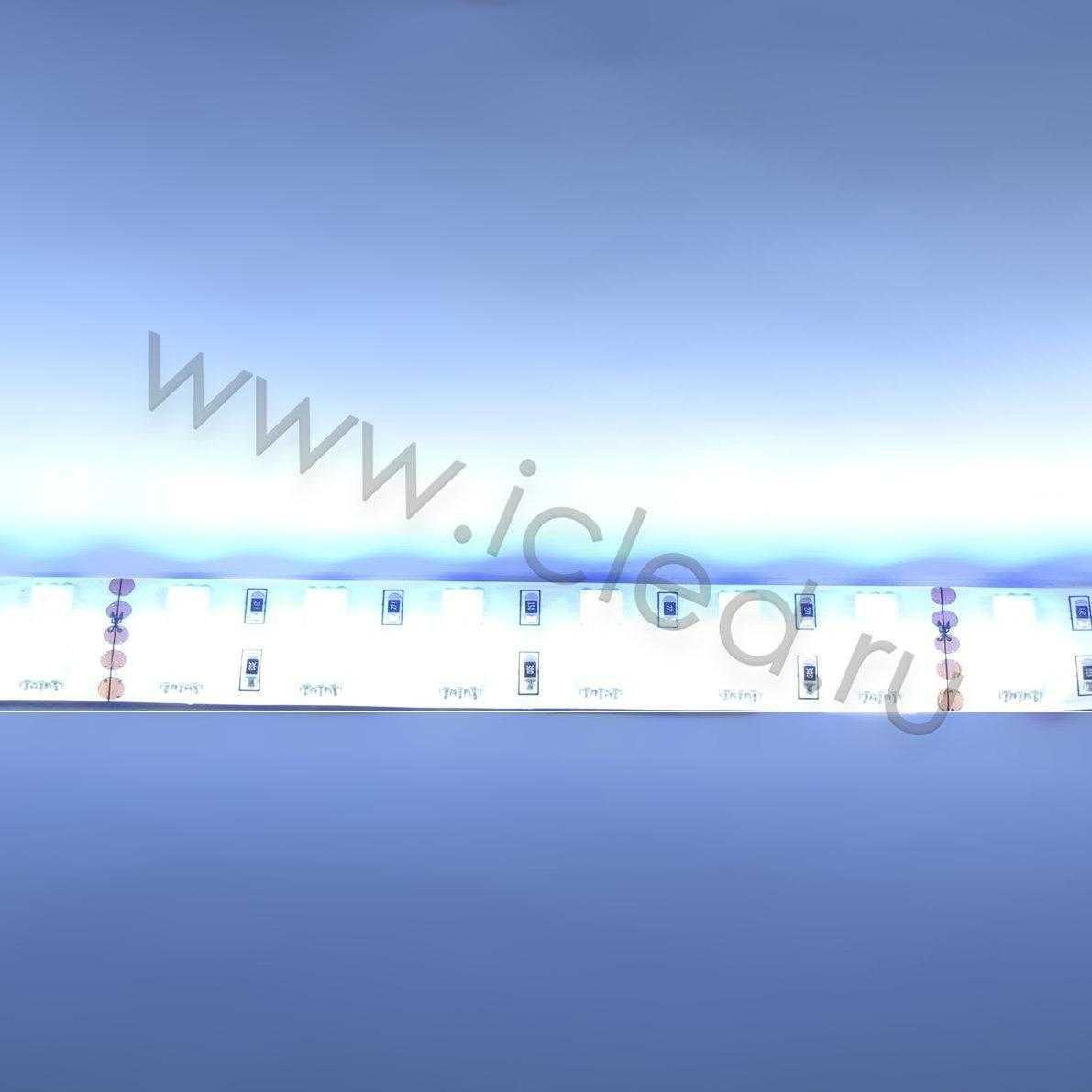 Светодиодная лента Class B, 5050, 120 led/m, RGBW, 24V, IP65