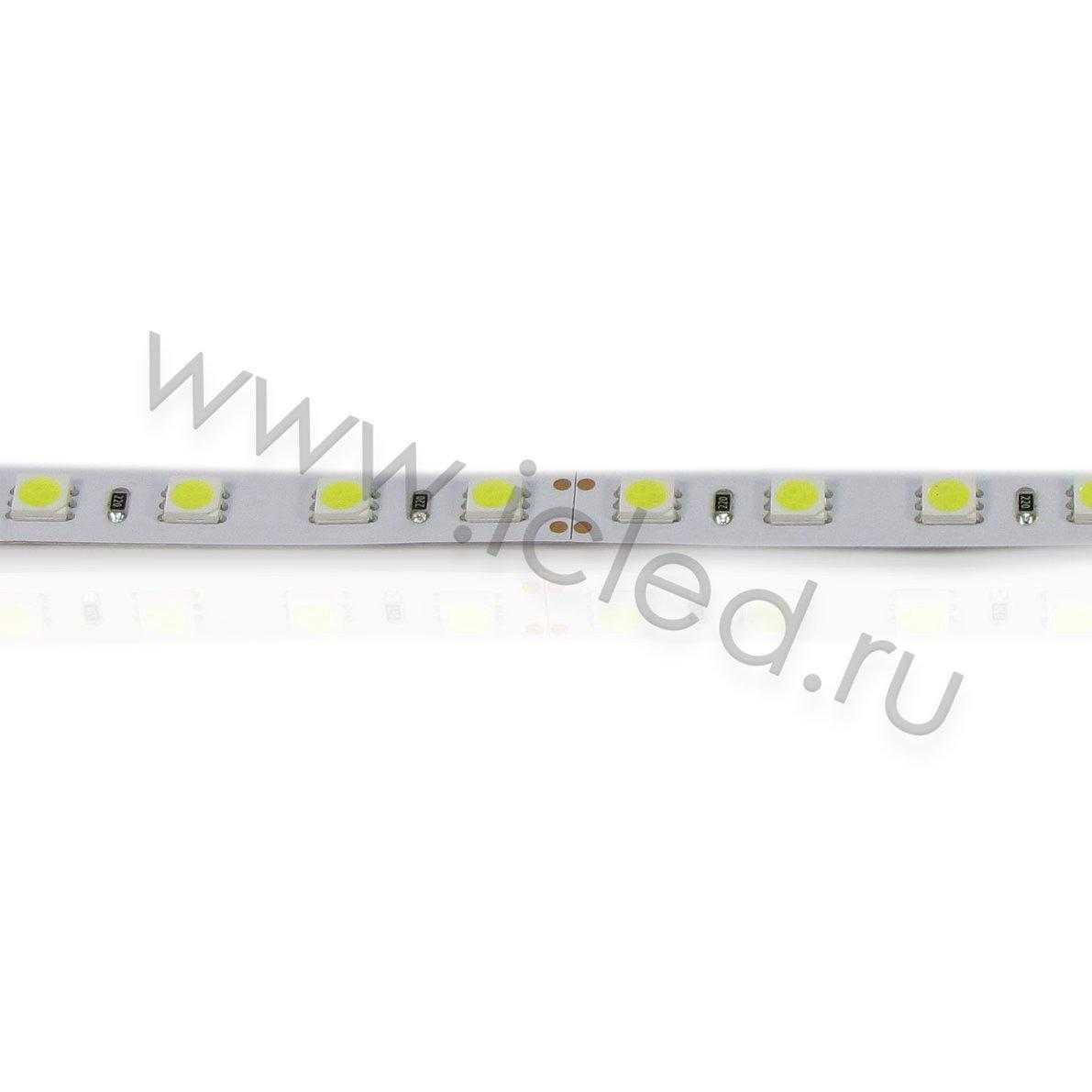 Светодиодная лента Class High, 5050, 72 led/m, White, 24V, IP33