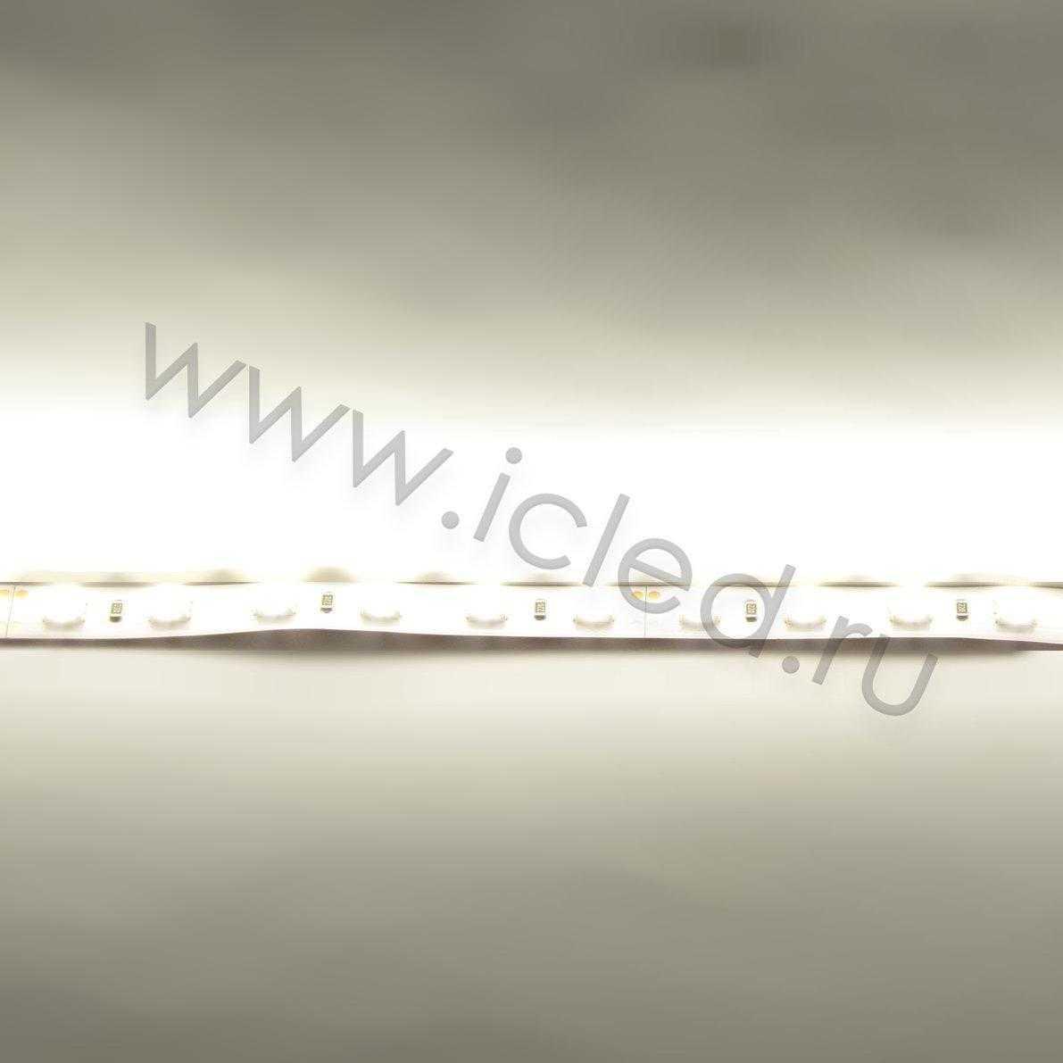 Светодиодная лента Class High, 5050, 72 led/m, Warm White, 24V, IP33