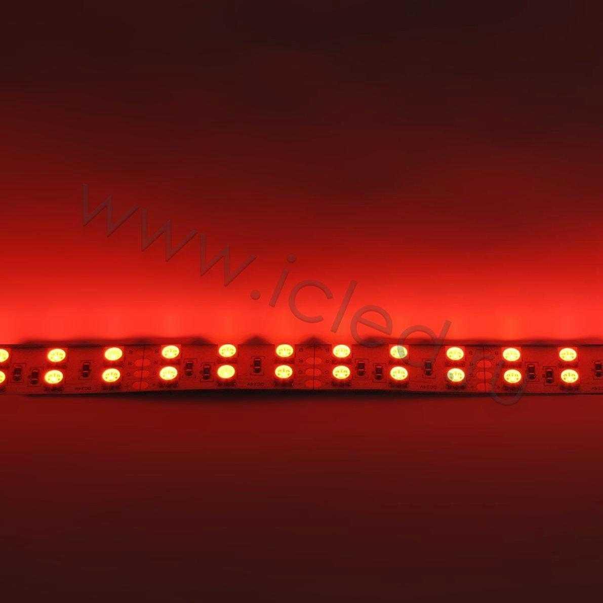 Светодиодная лента Class B, 5050, 144 led/m, RGB, 24V, IP33