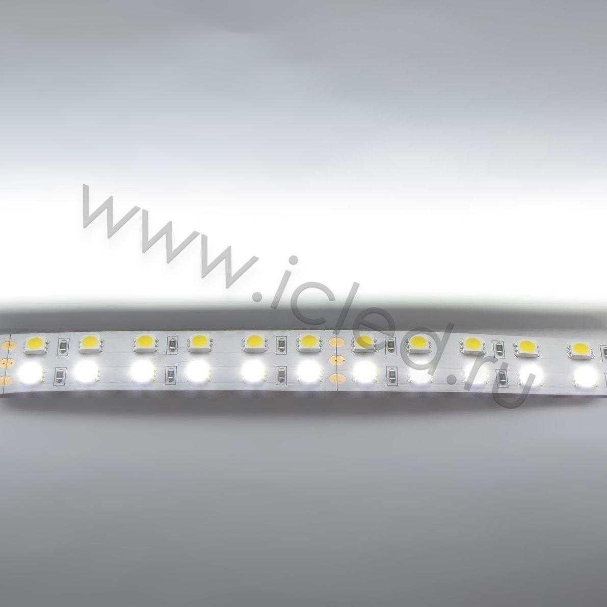 Светодиодная лента Class High 5050, 144 led/m, MIX, 24V, IP33