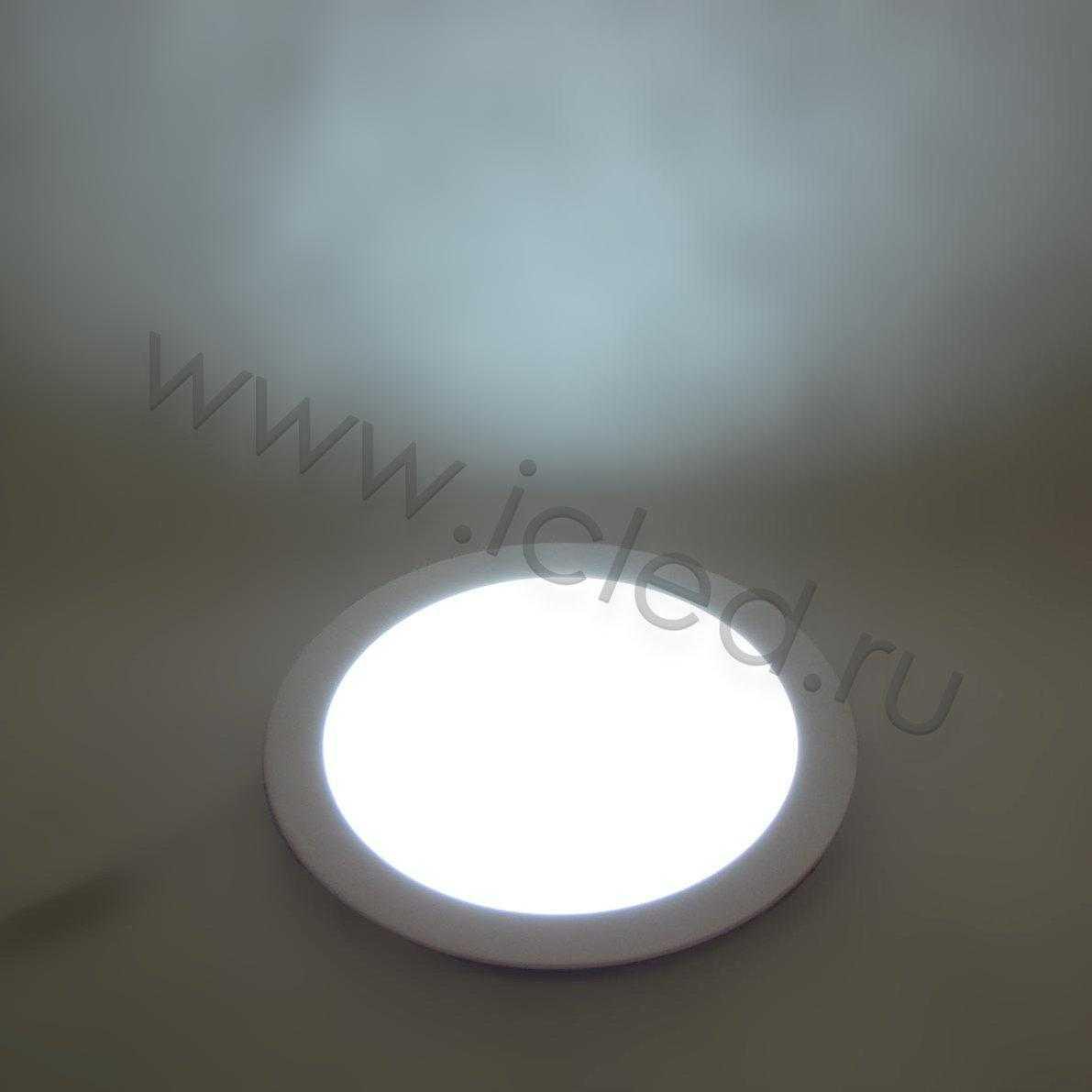 Светодиодный светильник потолочный IC-RW D240 (15W, White)