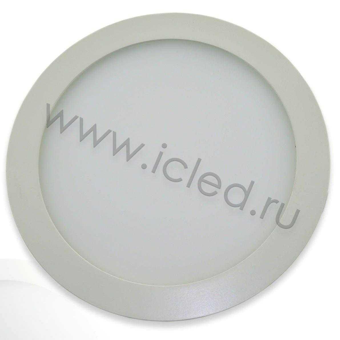 Светодиодный светильник потолочный IC-RW D240 (15W, Warm White)