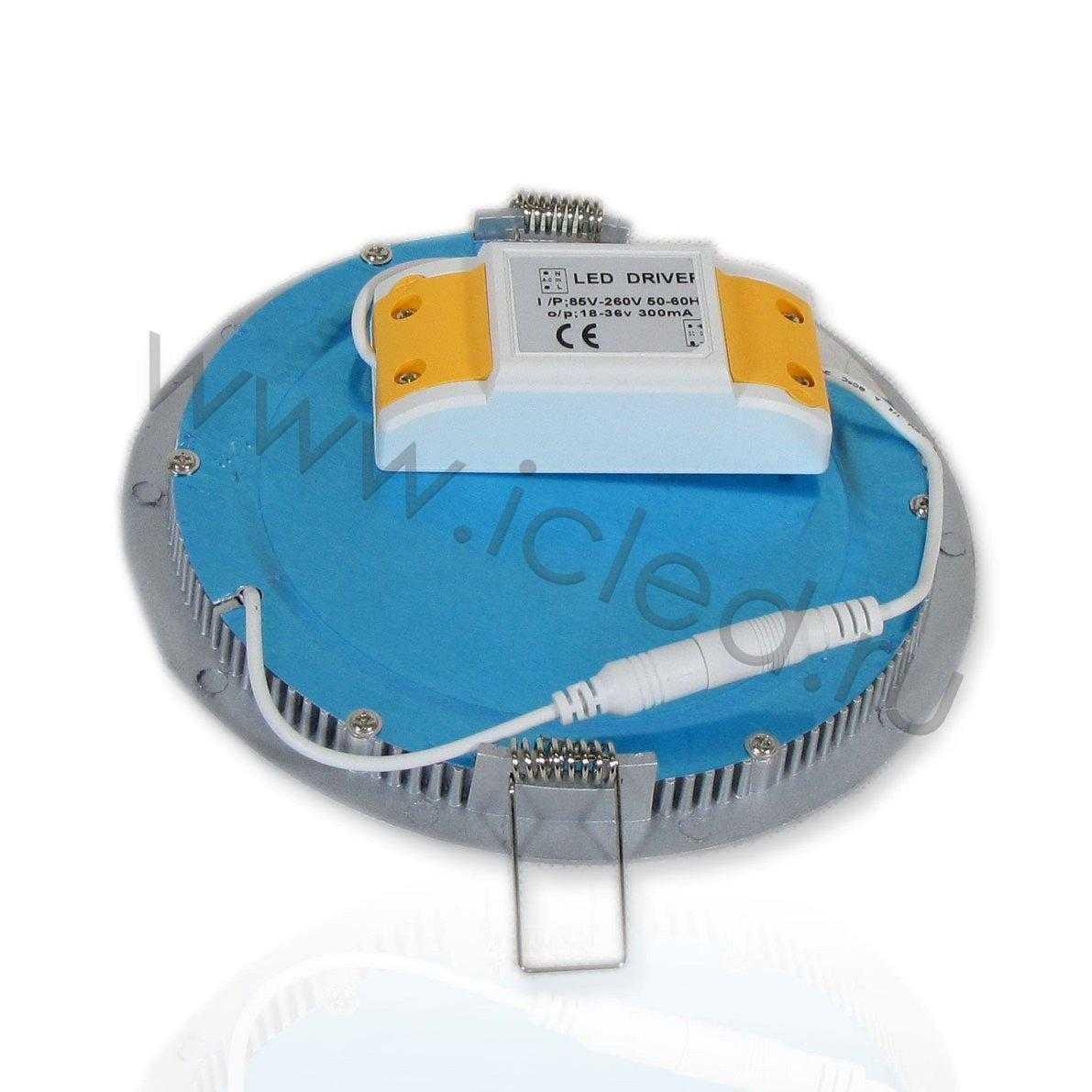 Светодиодный светильник потолочный IC-RS D180 (11W, White)
