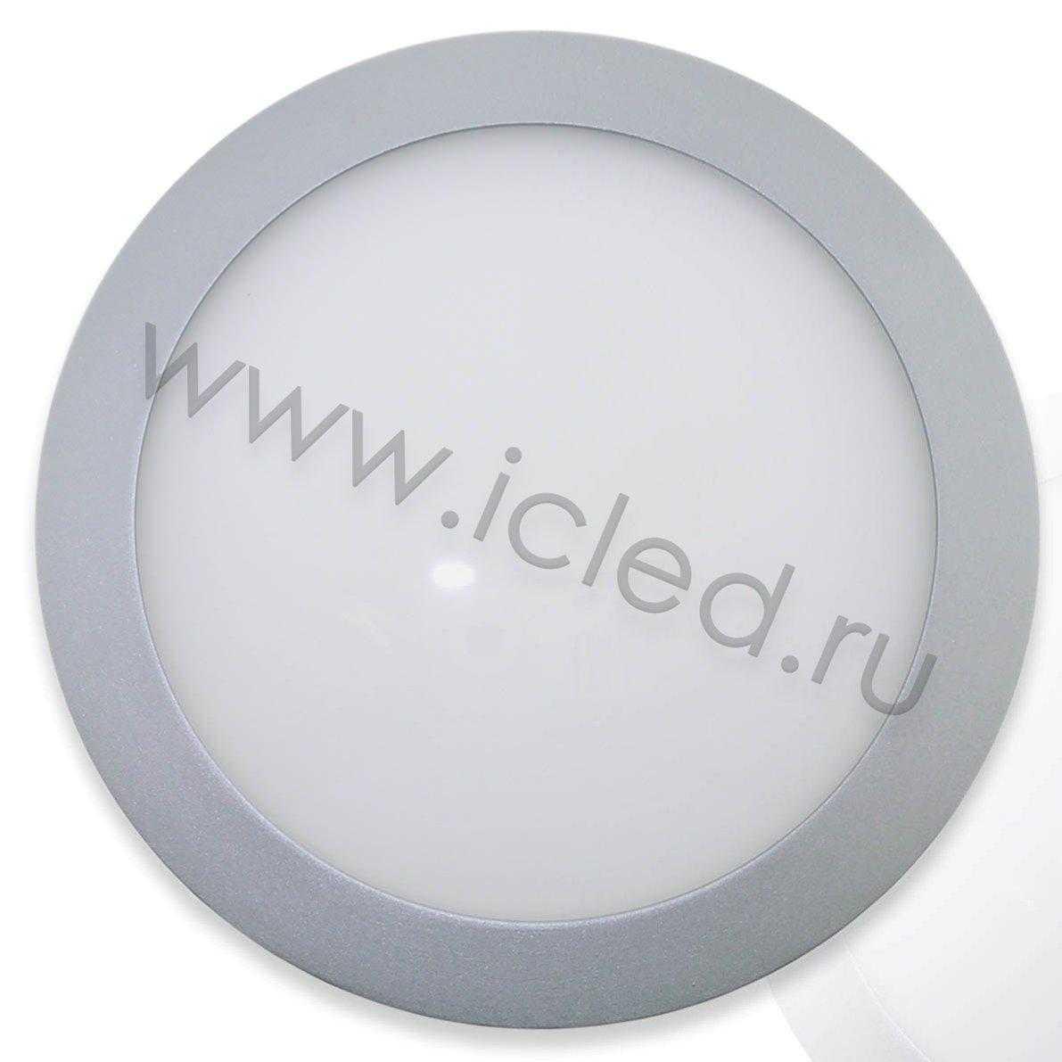 Светодиодный светильник потолочный IC-RS L240 (15W, White)