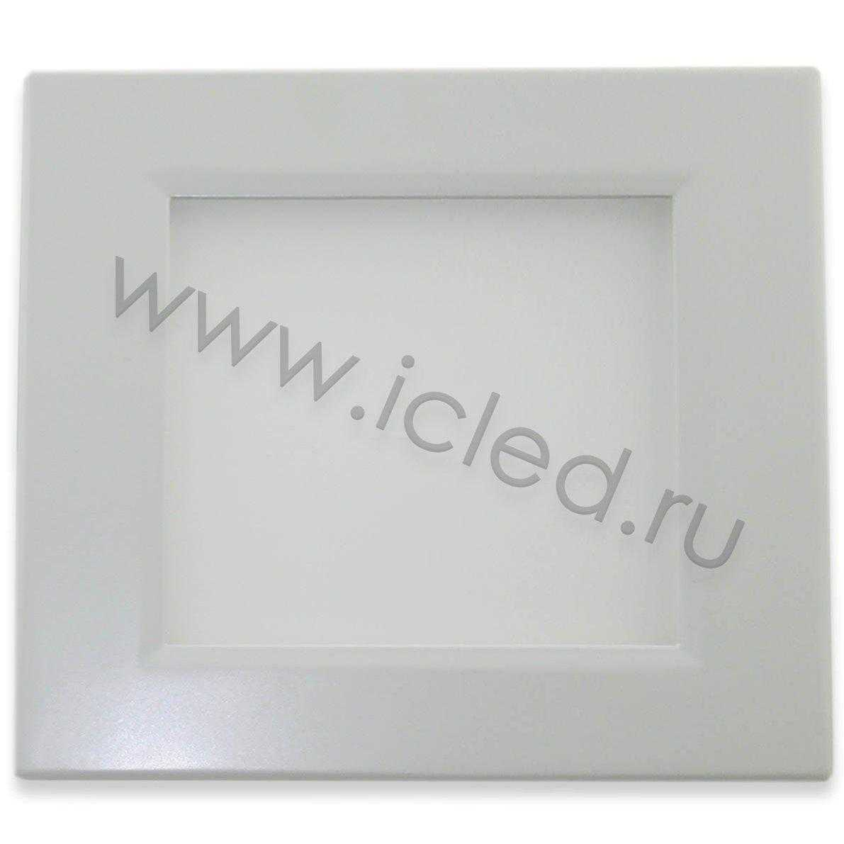 Светодиодный светильник потолочный IC-SW L155 (12W, White)