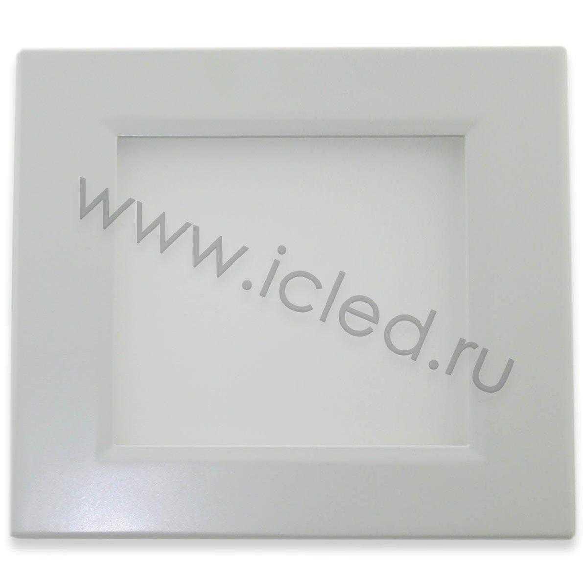 Светодиодный светильник потолочный IC-SW L155 (12W, Warm White)