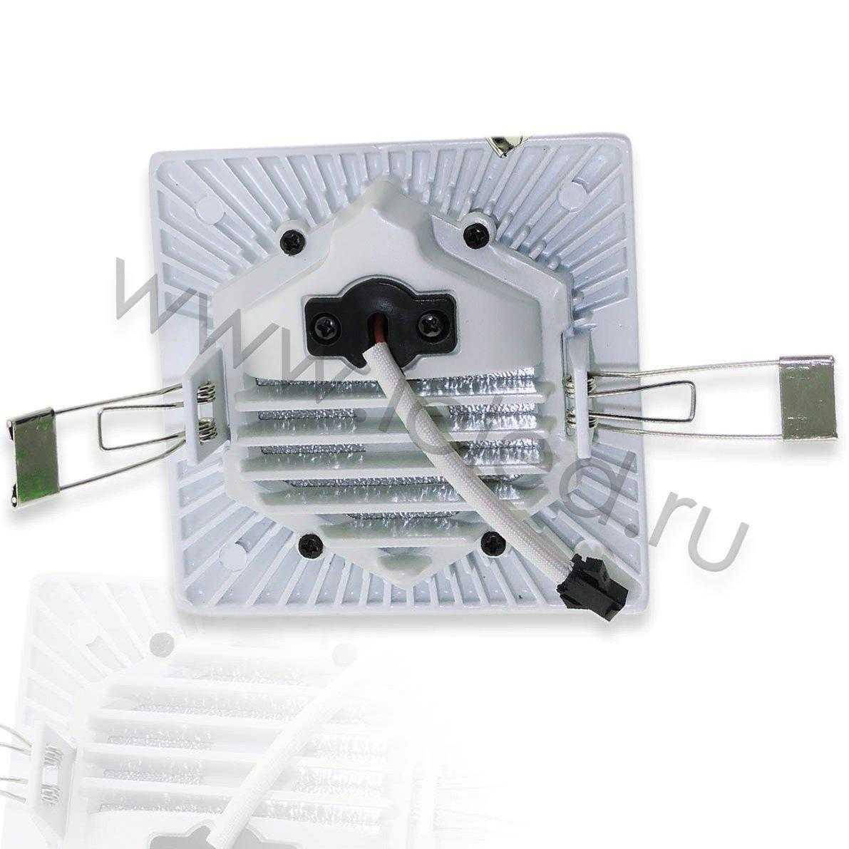 Светодиодный светильник потолочный IC-RSW L100 (6W, Warm White)