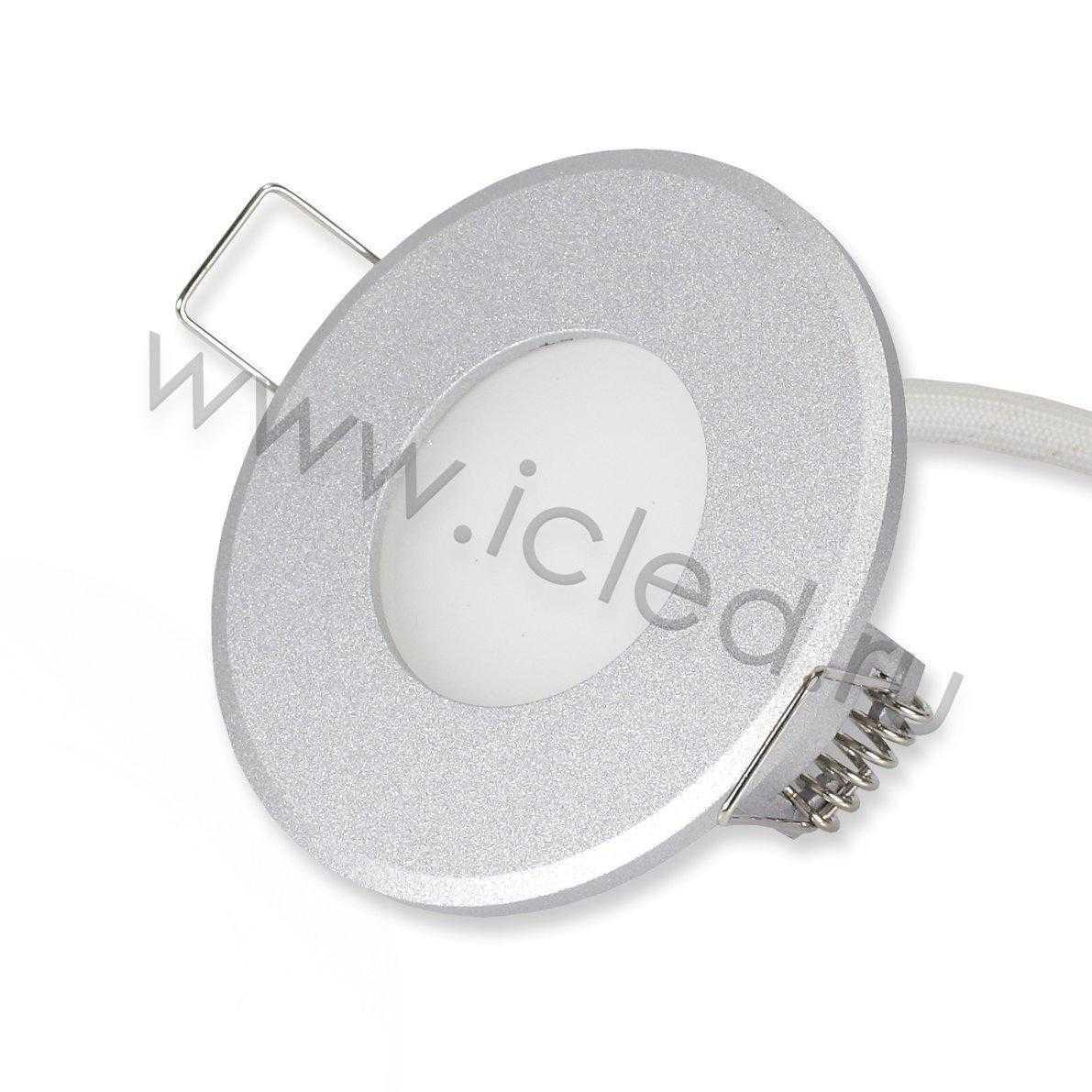 Светодиодный светильник потолочный IC-RW D80 (5W, Warm White)