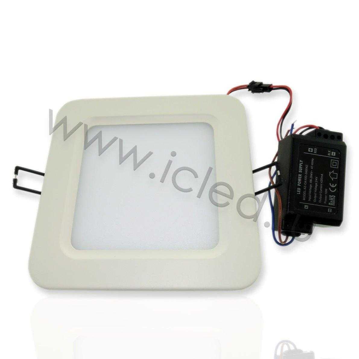 Светодиодный светильник потолочный IC-SW L150 (9W, Warm White)