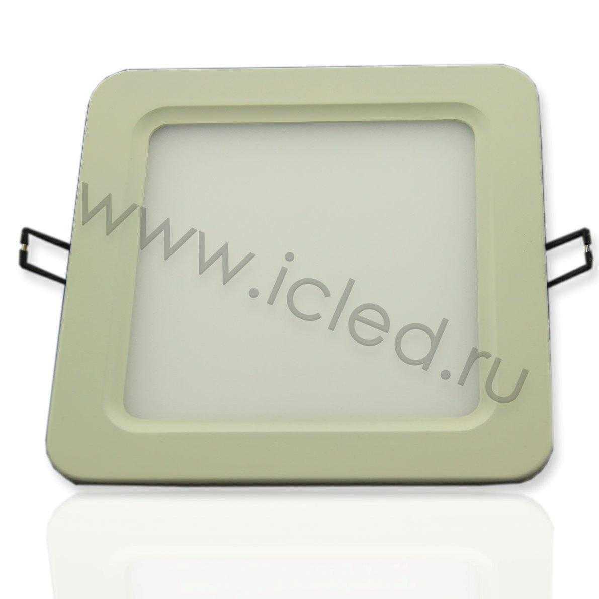 Светодиодный светильник встраиваемый IC-SW L180 (11W, Warm White)