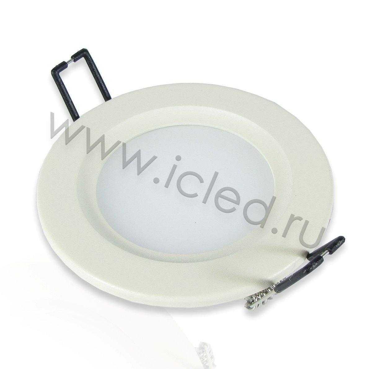 Светодиодный светильник потолочный IC-RW D95 (4,5W, White)