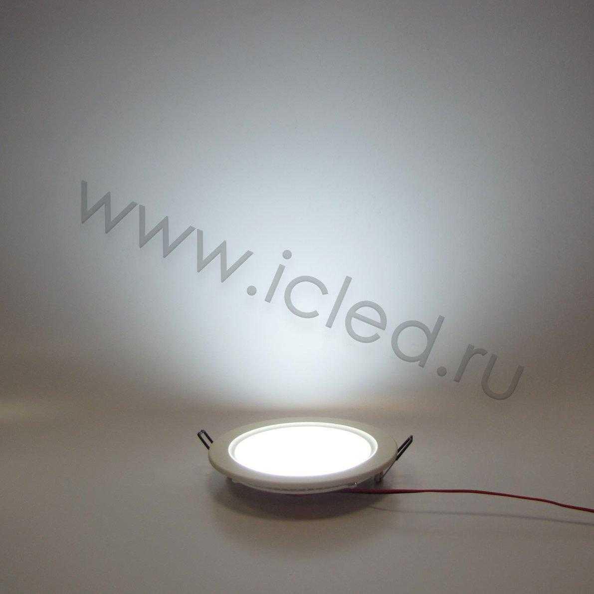 Светодиодный светильник потолочный IC-RW D170 (9,6W, White)