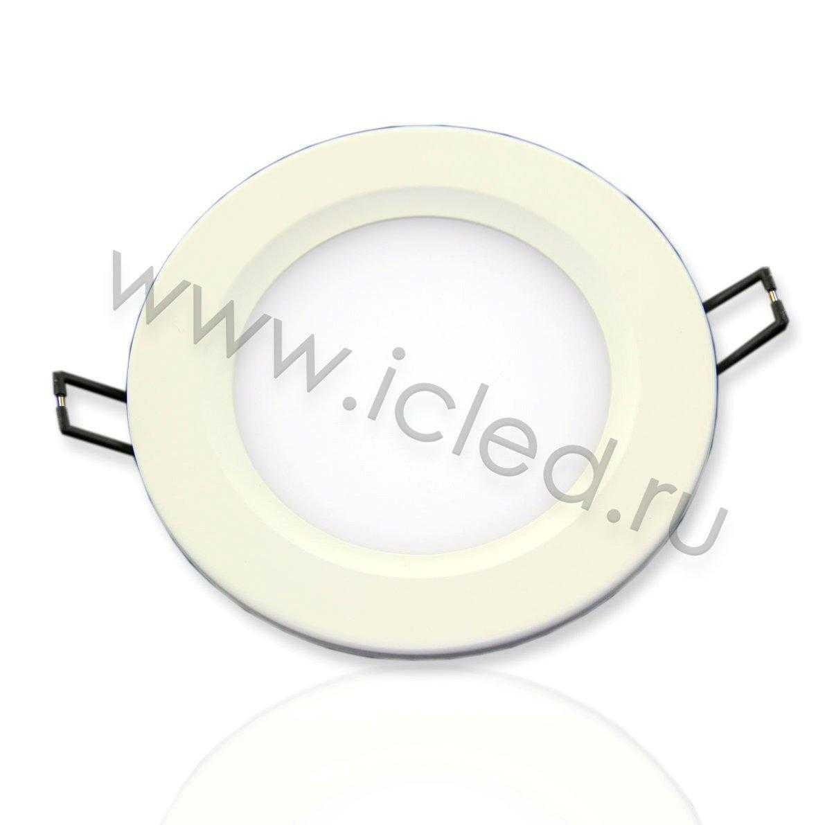 Светодиодный светильник потолочный IC-RW D170 (9,6W, Warm White)