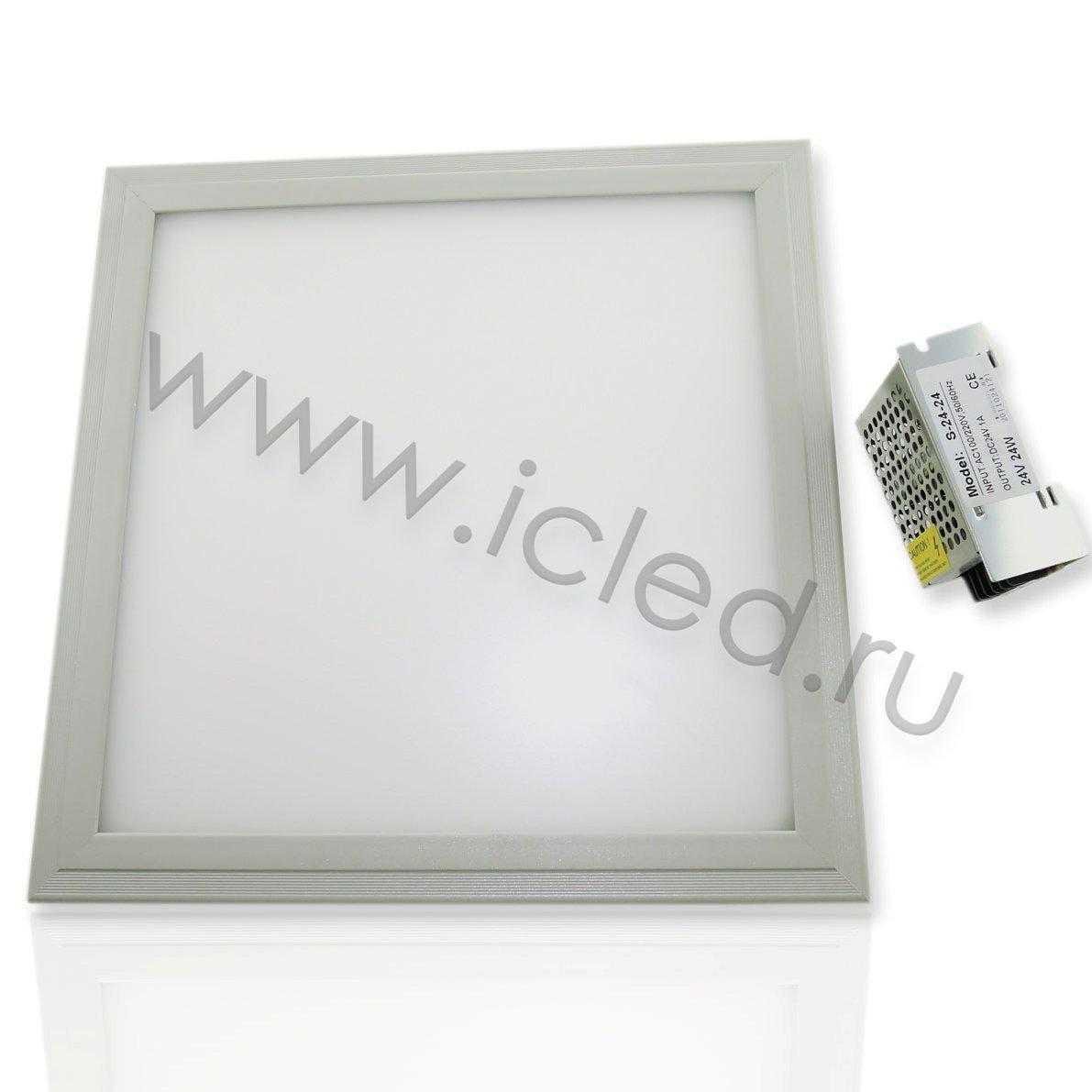 Светодиодная панель S L300 (10W, 220V, Warm White)