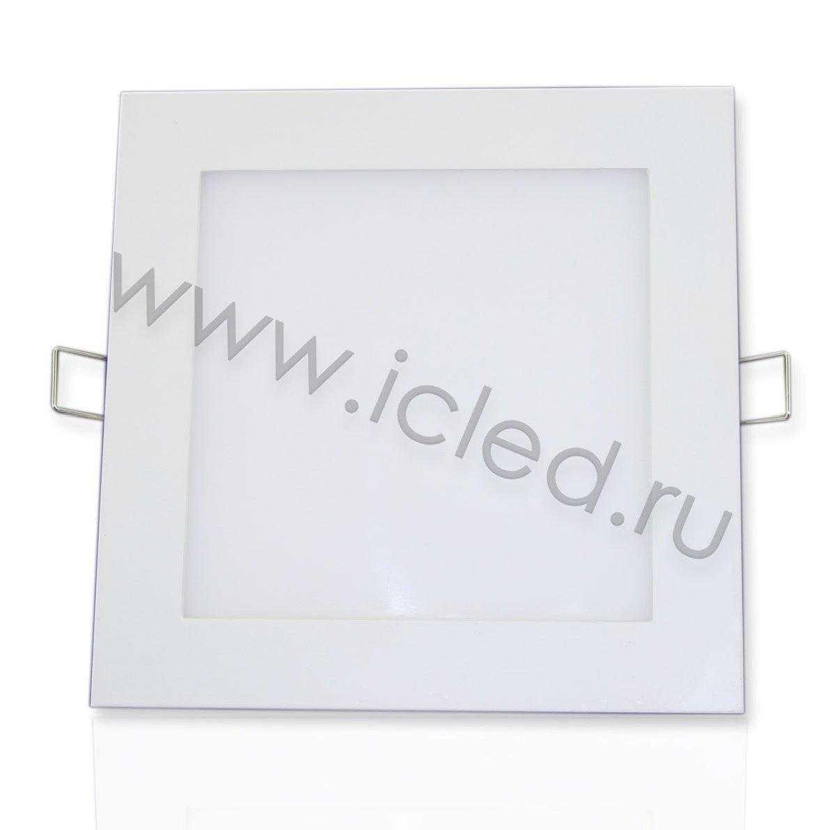 Светодиодный светильник потолочный IC-SW L200 (11W, Warm White)