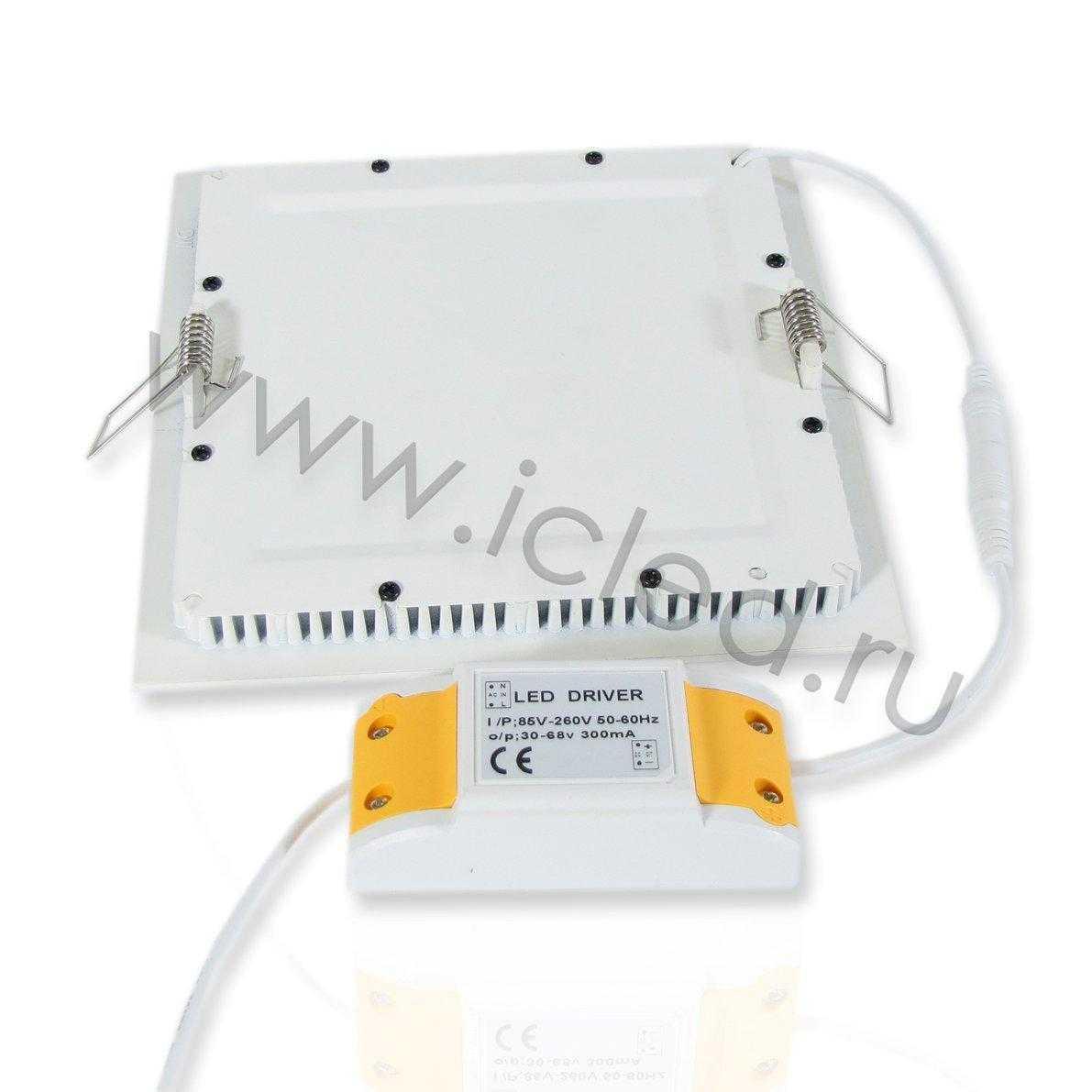 Светодиодный светильник потолочный IC-SW L180 (11W, White)