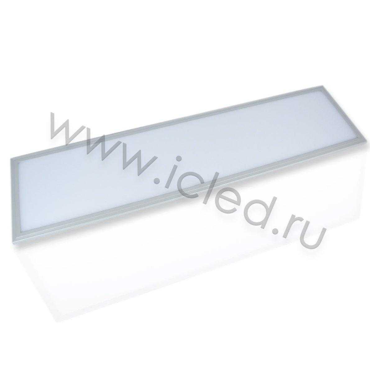Светодиодная панель 300x1200 (45W, 220V, Warm White)