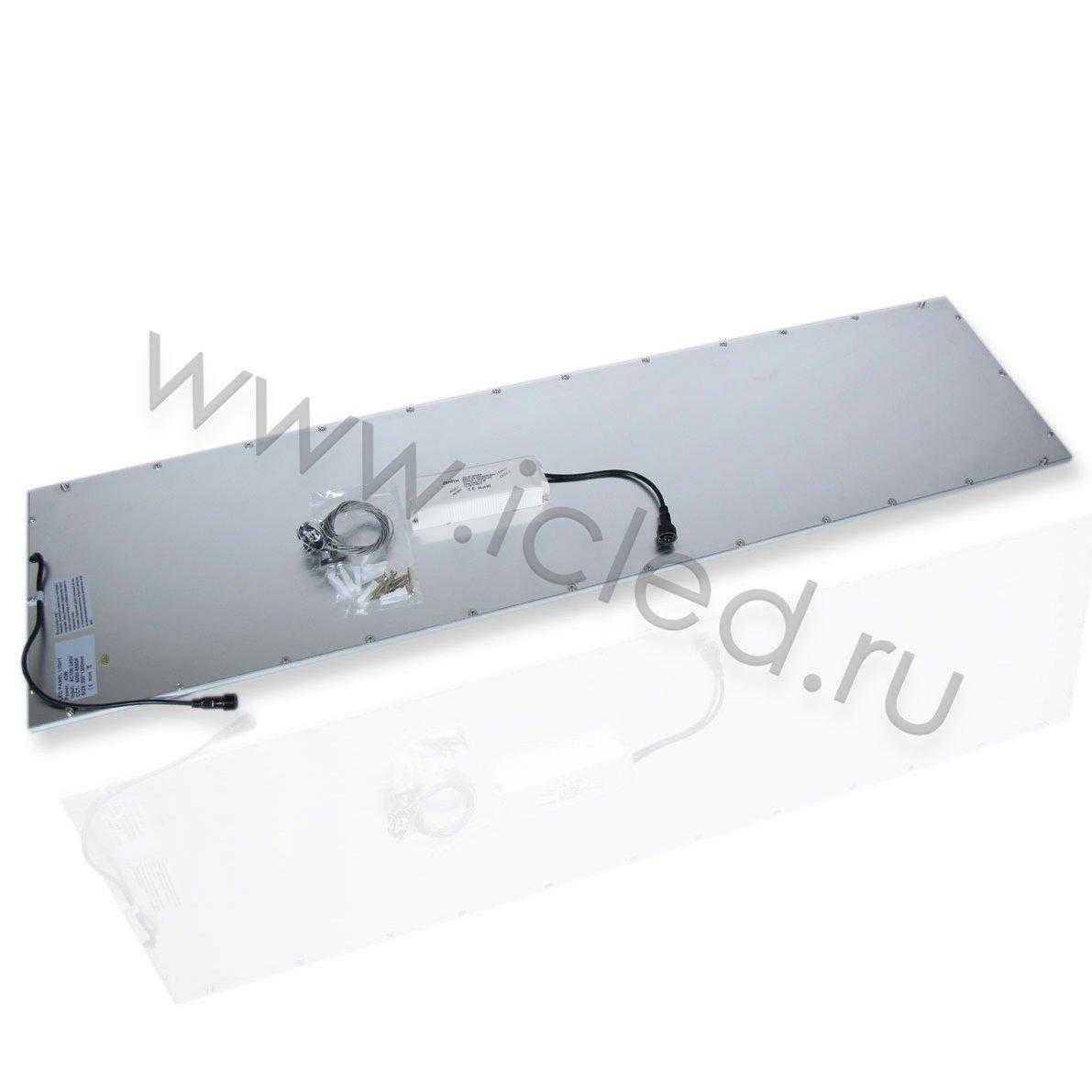 Светодиодная панель 300x1200 (45W, 220V, Day White)