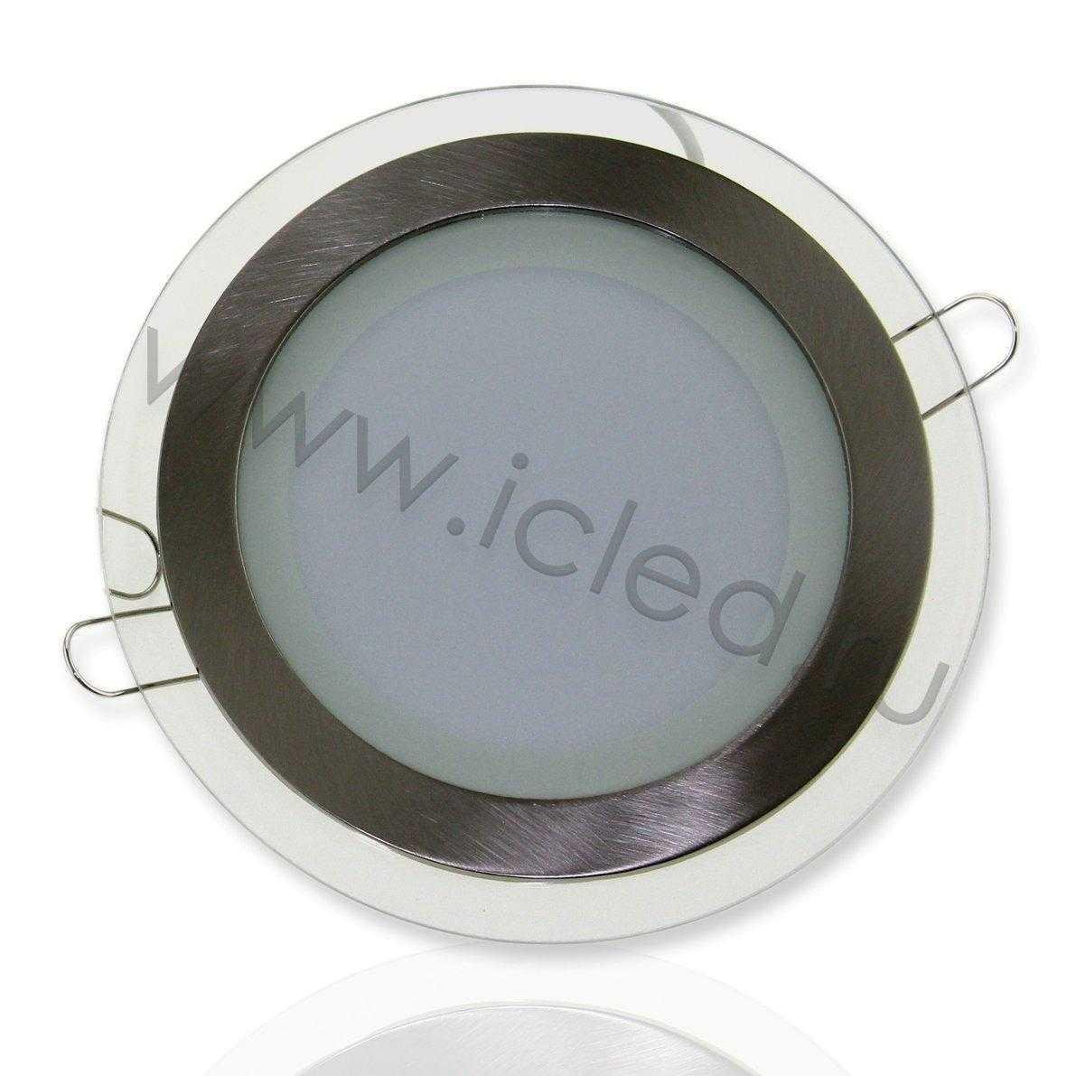 Светодиодный светильник потолочный IC-RS D160 (12W, White)