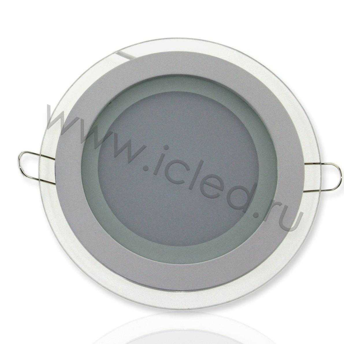 Светодиодный светильник потолочный IC-RW D200 (15W, White)