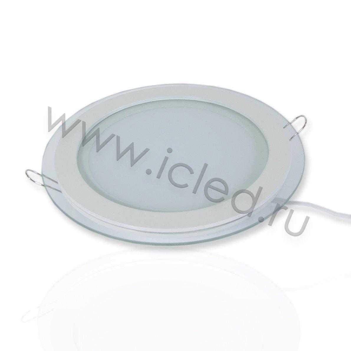 Светодиодный светильник потолочный IC-RW D200 (15W, Warm White)